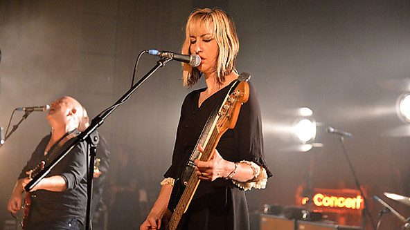 Pixies echan a su bajista Kim Shattuck