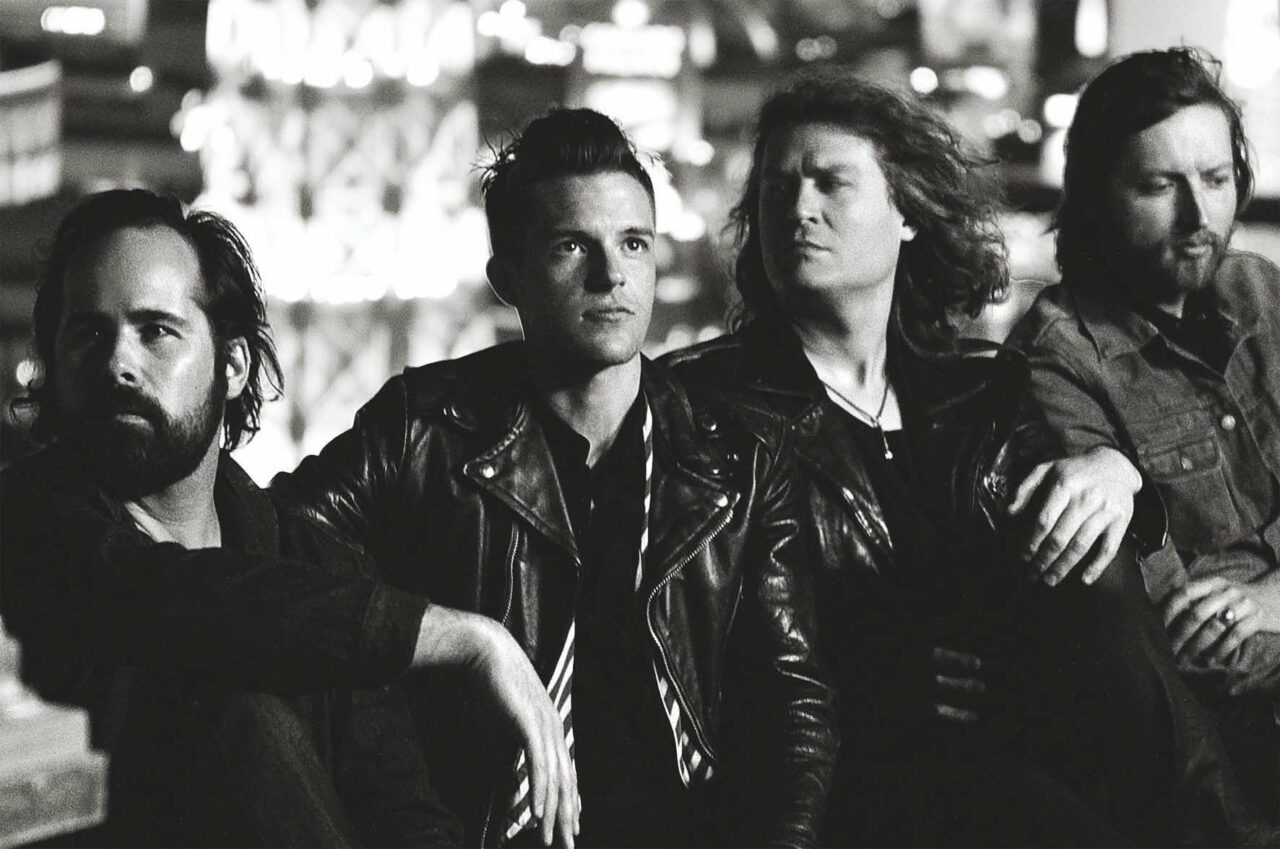 "The Killers estrenan canción: ""Just Another Girl"""
