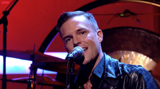 The Killers, The Orwells y Chase & Status en Jools Holland