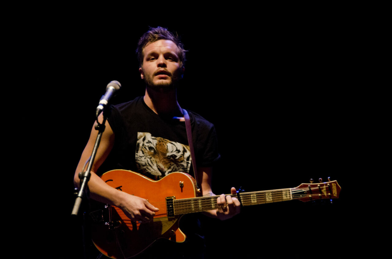 Crónica: The Tallest Man On Earth, Madrid 2013
