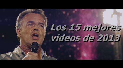 Los 15 mejores vídeos musicales de 2013