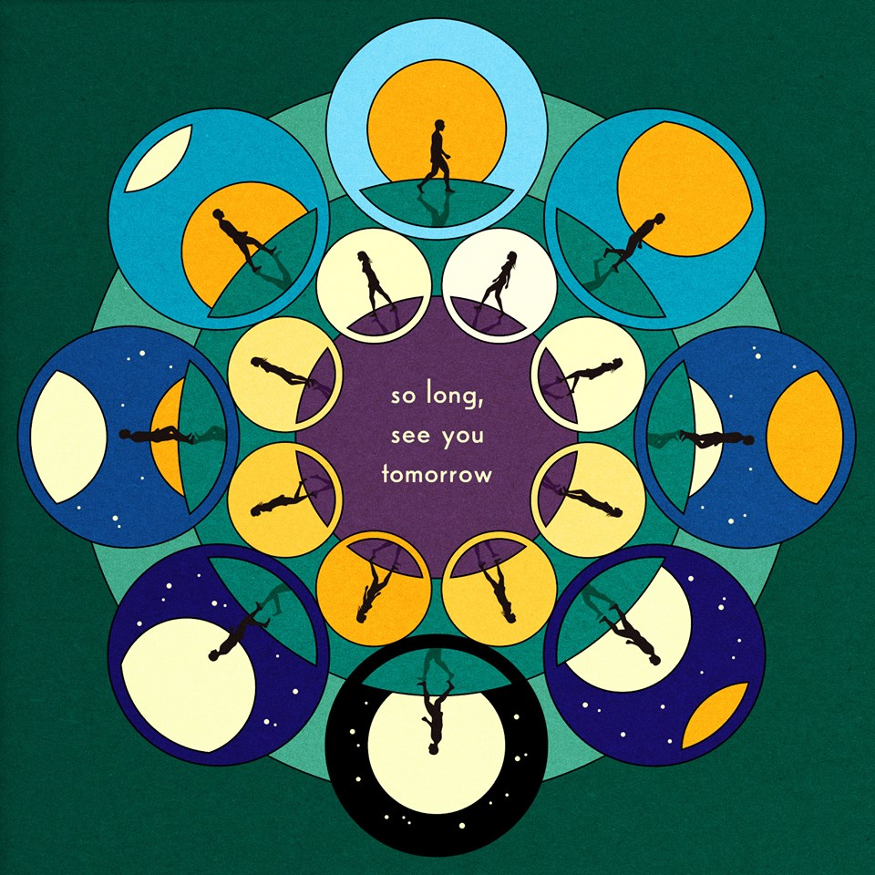 Lyric-vídeo para Bombay Bicycle Club