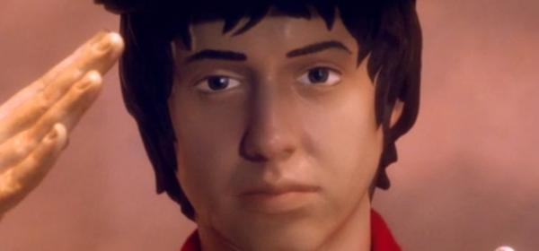Julian Casablancas en el nuevo vídeo de Daft Punk
