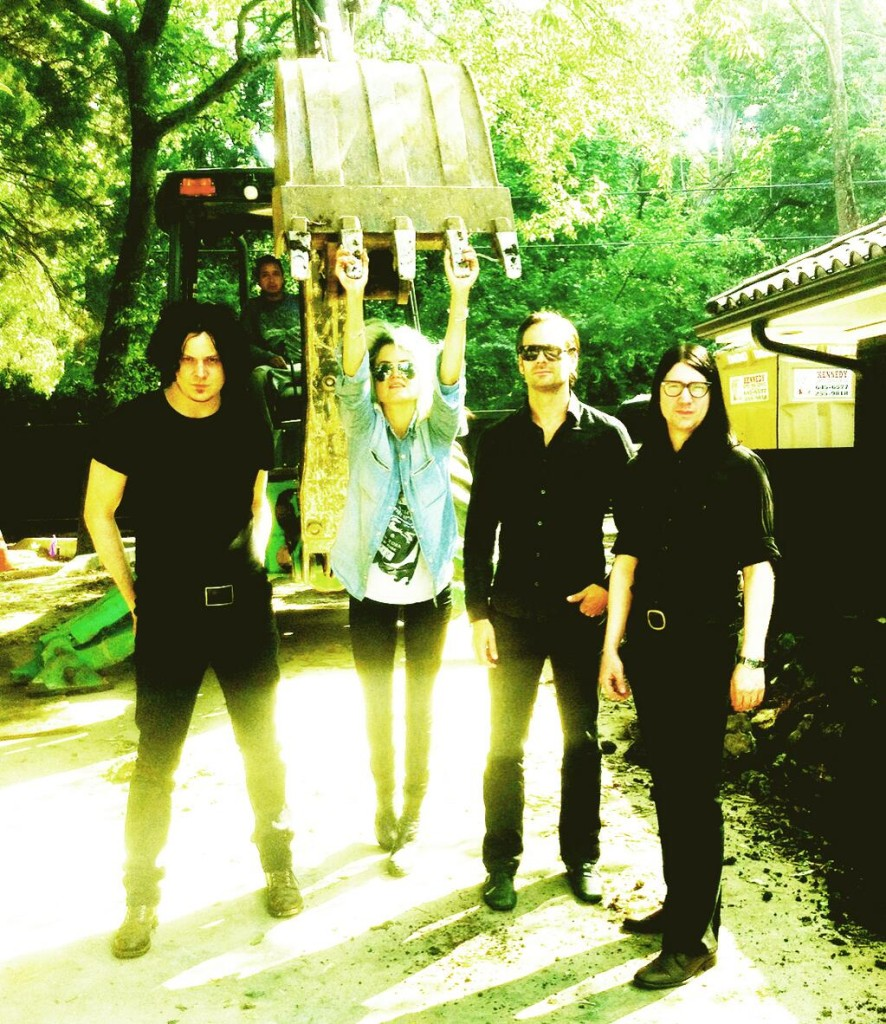 "Escucha ""Rough Detective"", nuevo tema de The Dead Weather"