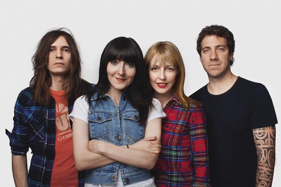 Dover vuelven al grunge en su fin de gira