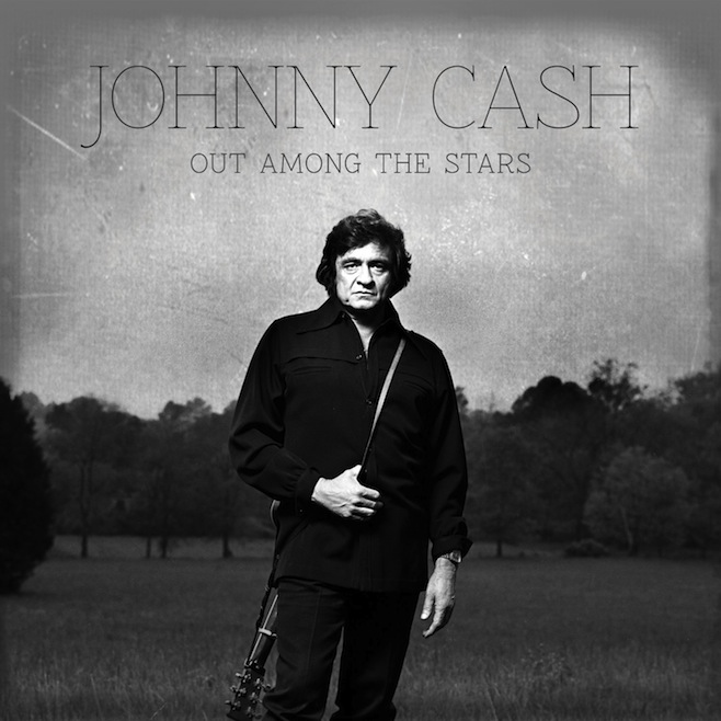 johnny cash among