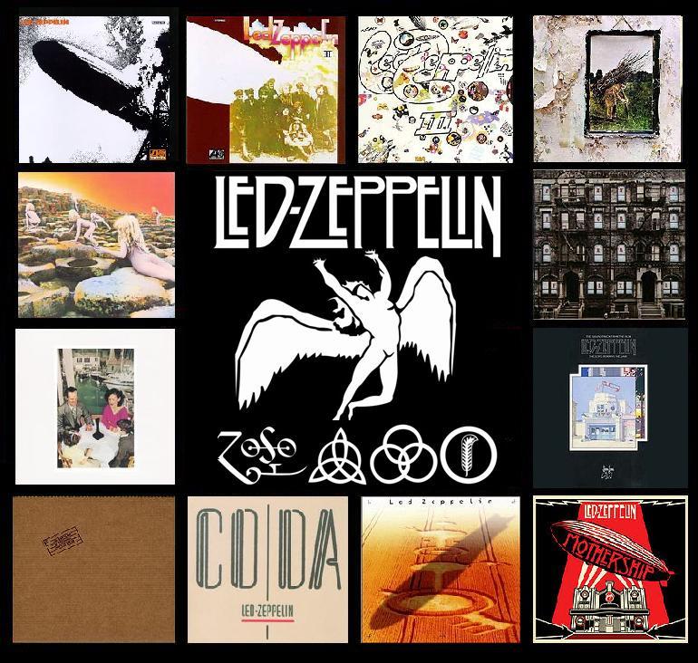Led Zeppelin, ya disponible en Spotify