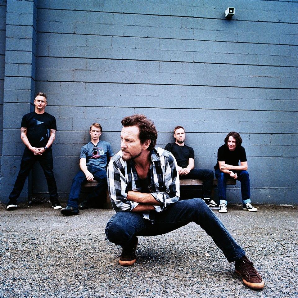 Pearl Jam volverán al Rock Werchter en 2014