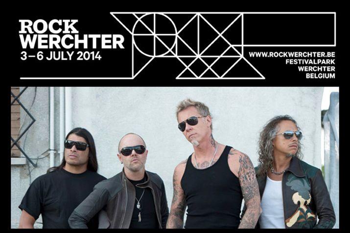 El Rock Werchter 2014 asombra con sus primeros confirmados