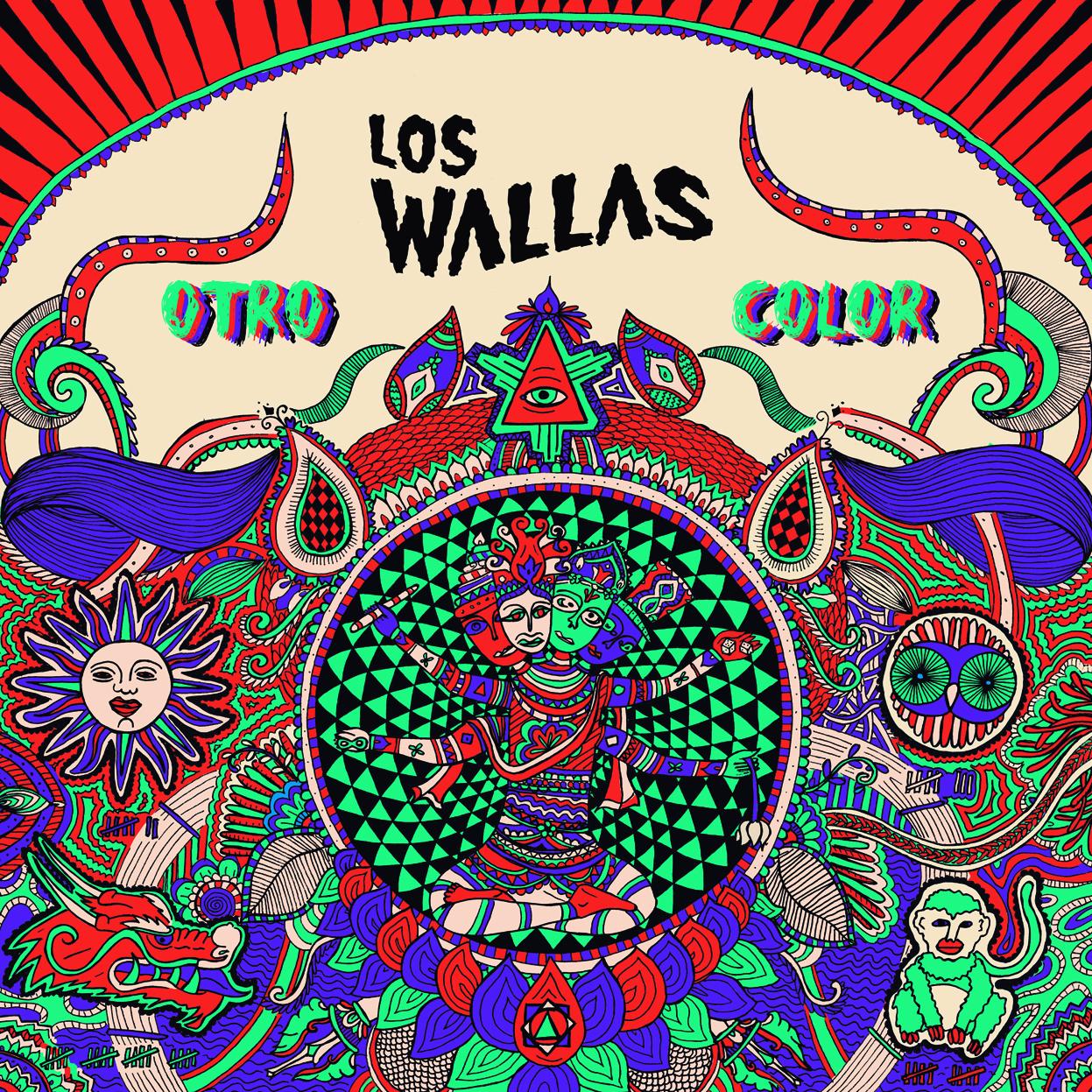"""Los Wallas presentan """"Otro Color"""", su nuevo single"""