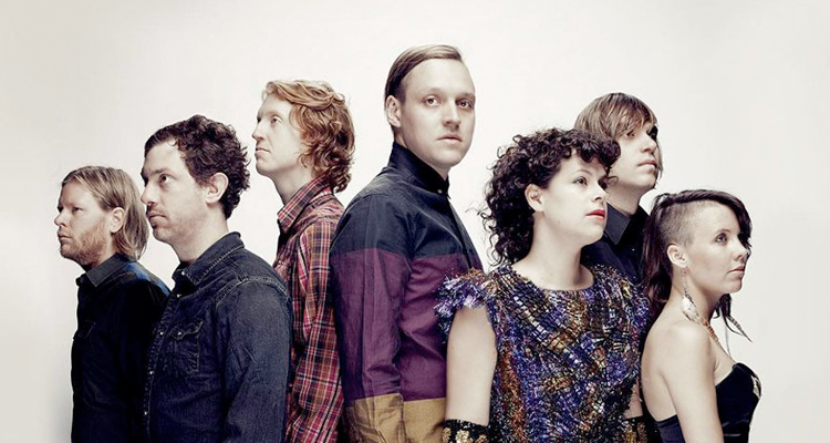 "Arcade Fire reinventan totalmente ""My Body Is A Cage"""
