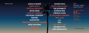 arenal sound 2014 cartel 2