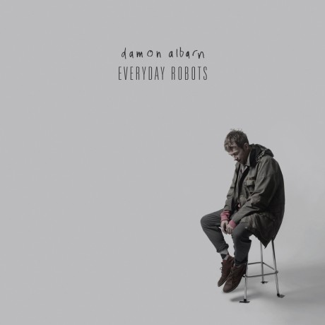 "Esucha ""Everyday Robots"", el álbum debut en solitario de Damon Albarn"