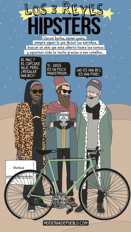 ¿Se han portado bien los Reyes hipsters?