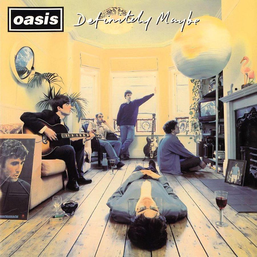 Oasis anuncian la reedición de Definitely Maybe por su 20 aniversario