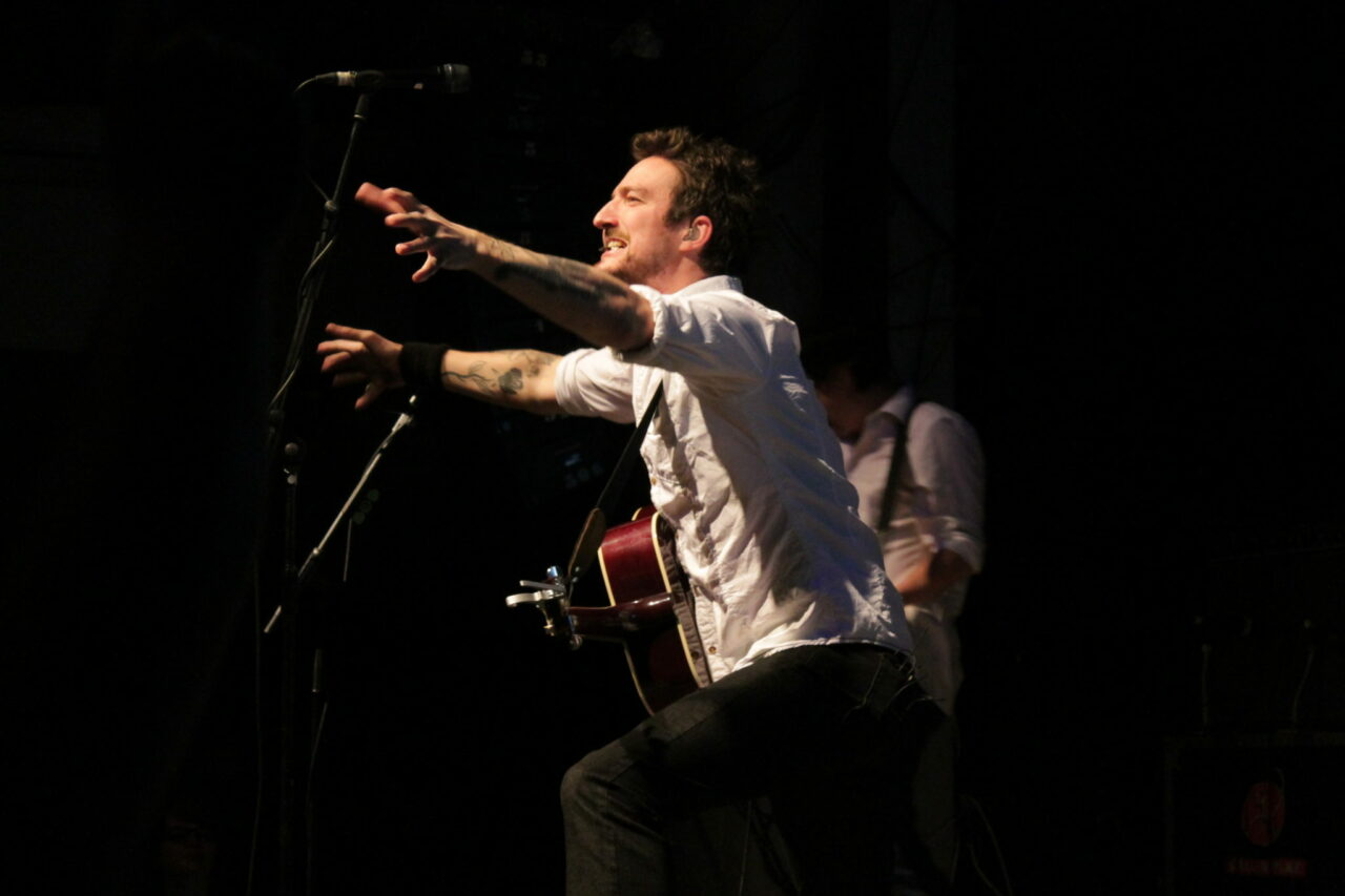 Crónica: Frank Turner & The Sleeping Souls, Madrid 2014