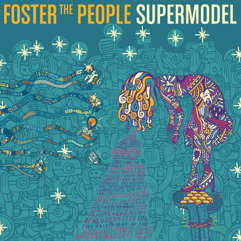 "Escucha ""Pseudologia Fantastica"", el nuevo single de Foster The People"