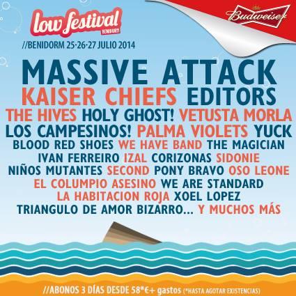 low festival cartel