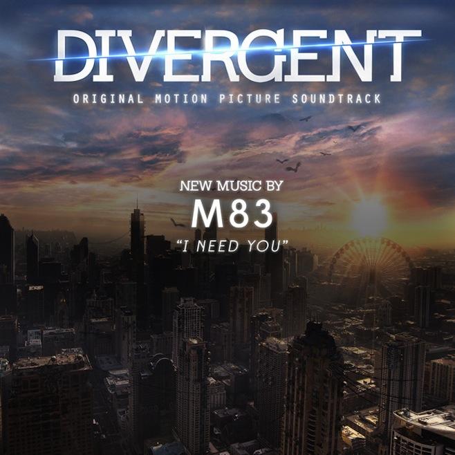 M83 estrenan canción para la banda sonora de Divergent