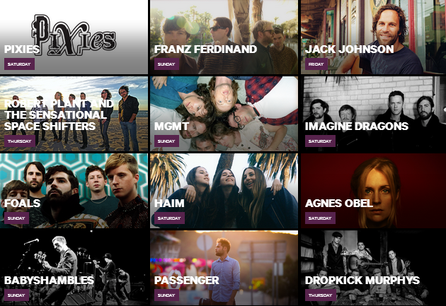 rock werchter 2014 cartel