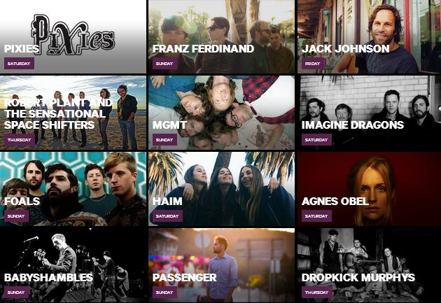 Rock Werchter 2014: Nuevas bandas confirmadas