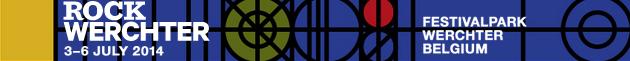 rock werchter 2014 logo