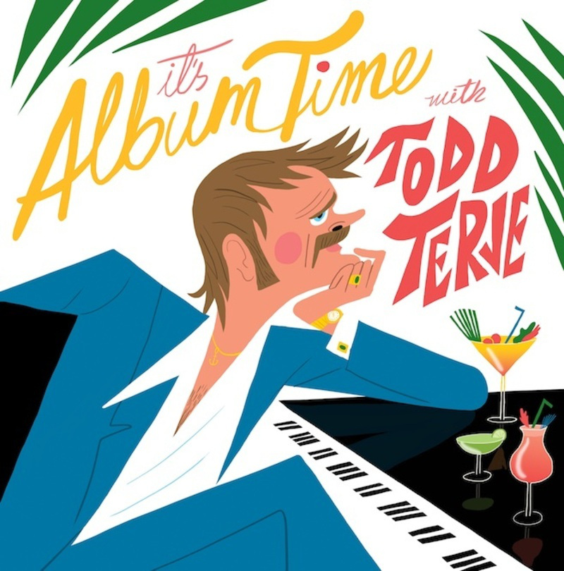 En streaming el álbum debut de Todd Terje