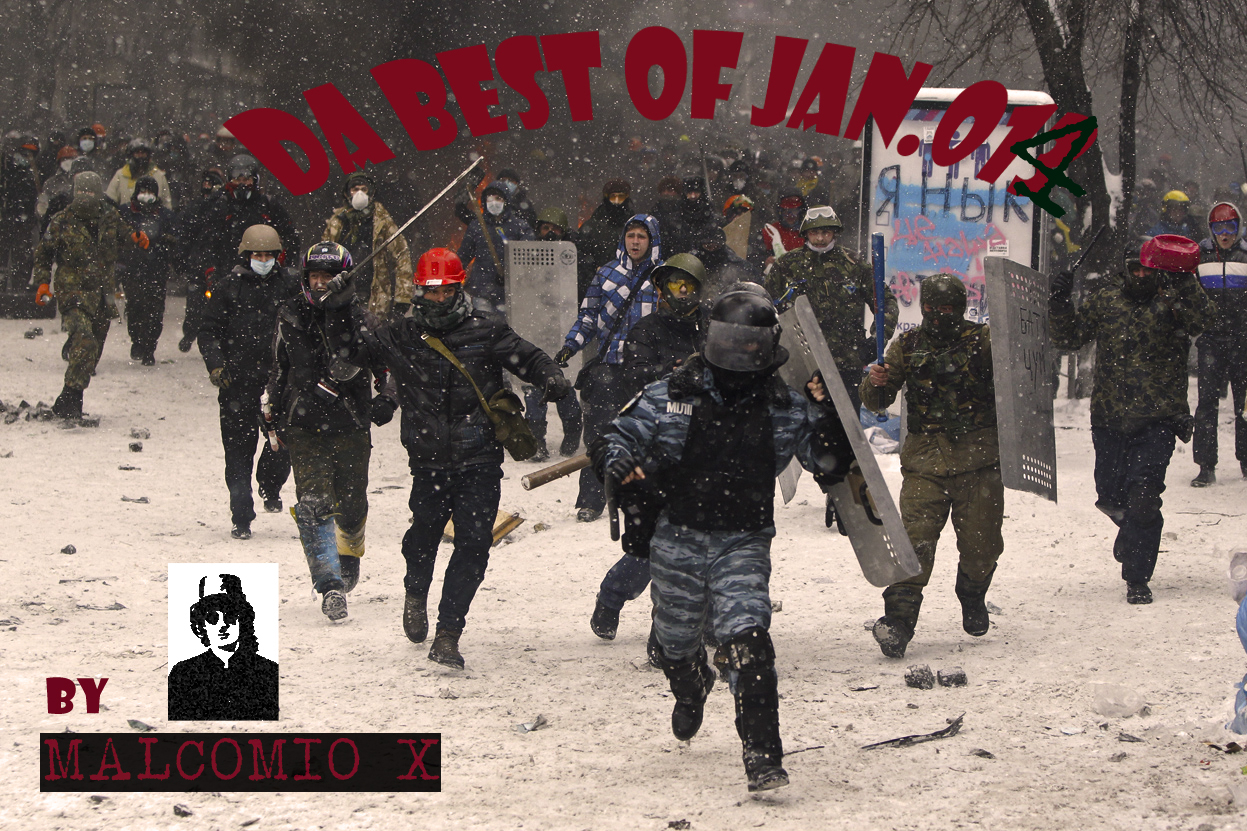 Playlist: Lo mejor de enero 2014