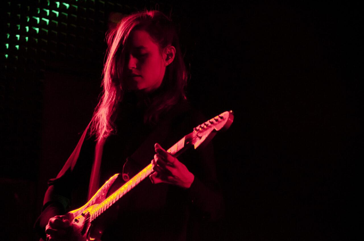 Me enamoré de Theresa Wayman en el concierto de Warpaint