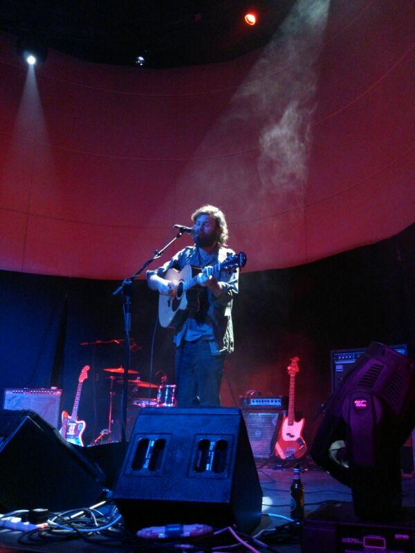 Crónica: Neil Halstead VS The Velvet Underground, Madrid 2014