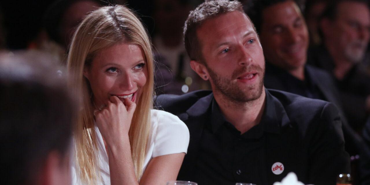 Gwyneth Paltrow (soltera!) y Chris Martin anuncian su separación