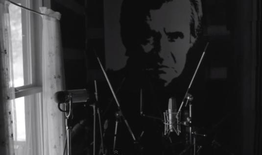Johnny Cash estrena vídeo. Su espíritu sigue muy vivo