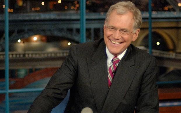 Letterman anuncia su retirada. Dejará su programa en 2015