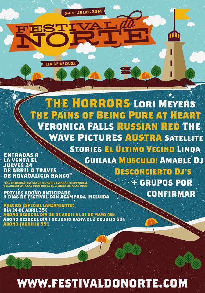 Festival Do Norte: Cambio de aires y primeras confirmaciones