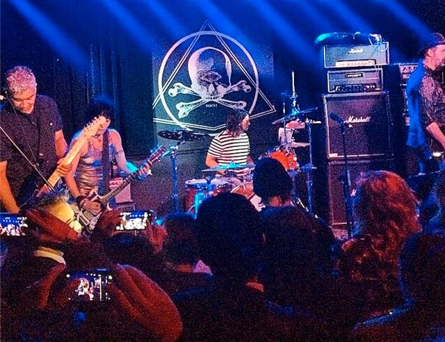 Nirvana se reunieron 20 años después para una noche legendaria