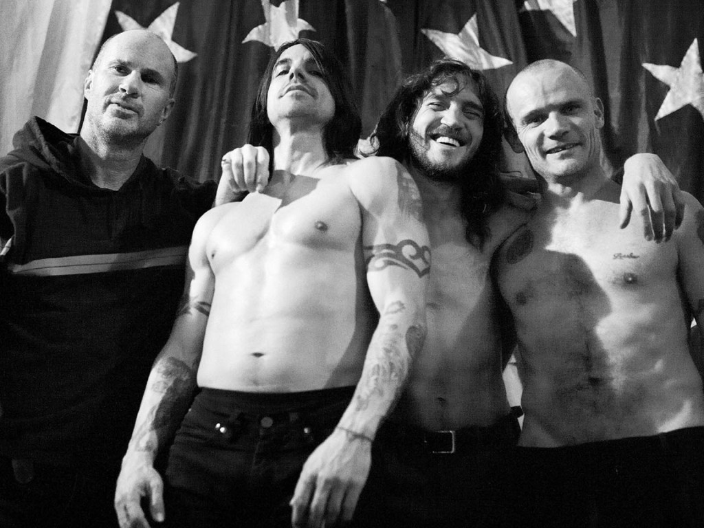Red Hot Chili Peppers, Los Angeles, California, America - 28 Mar 2006