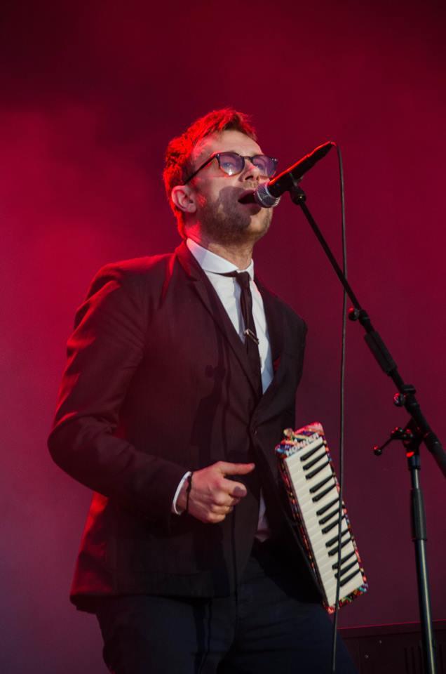 Crónica: SOS 4.8 Festival 2014, Murcia