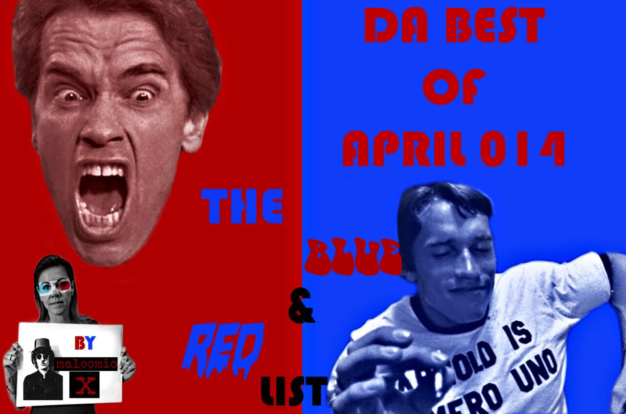 Playlist: Lo mejor de abril 2014
