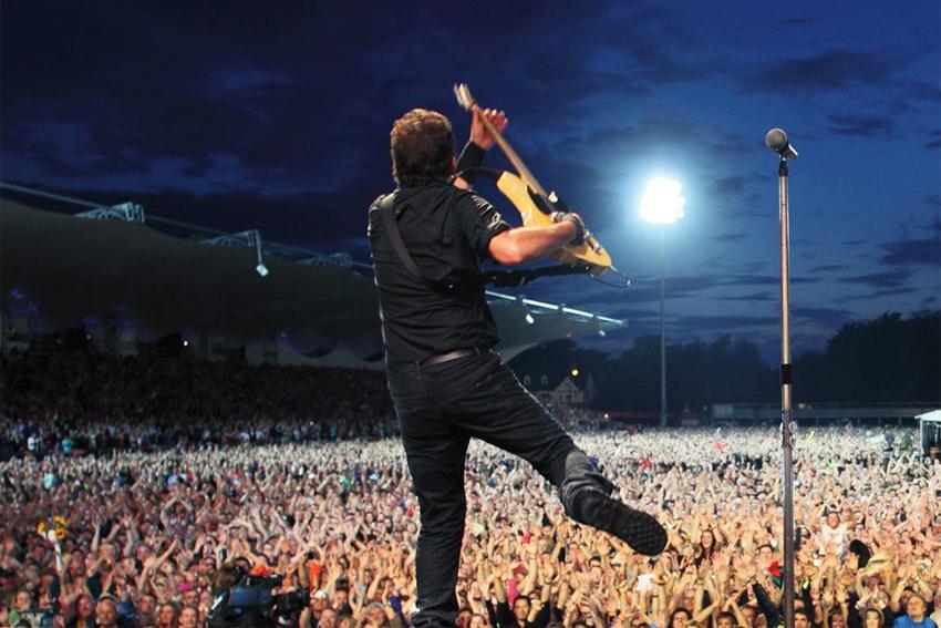 Estas son las 181 canciones que Bruce Springsteen ha tocado en los últimos meses
