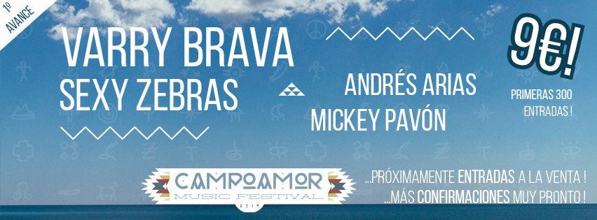 Nace Campoamor Music Festival, el evento del verano en la costa levantina