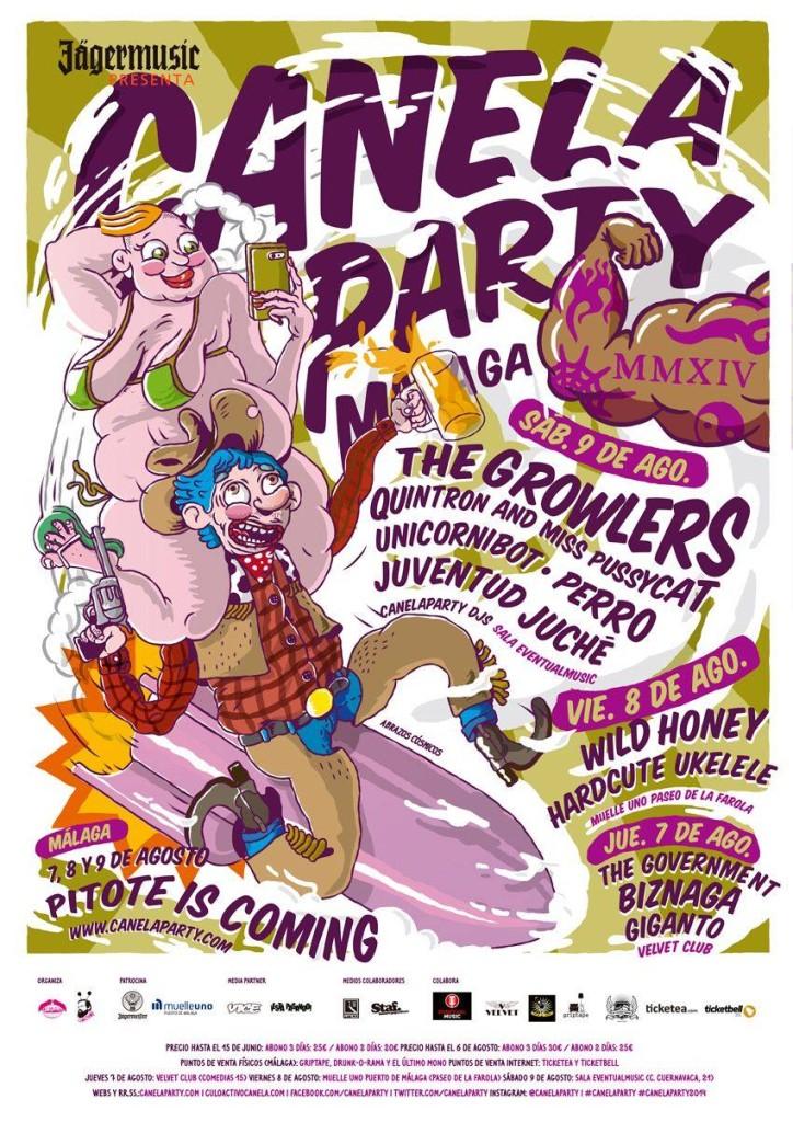 canela-party-2014