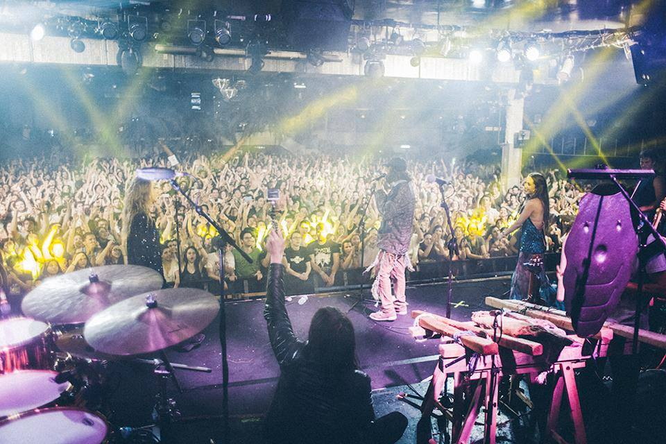Crónica: Crystal Fighters, Madrid 2014