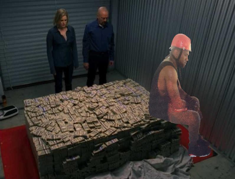Kanye West triste, el nuevo meme de moda