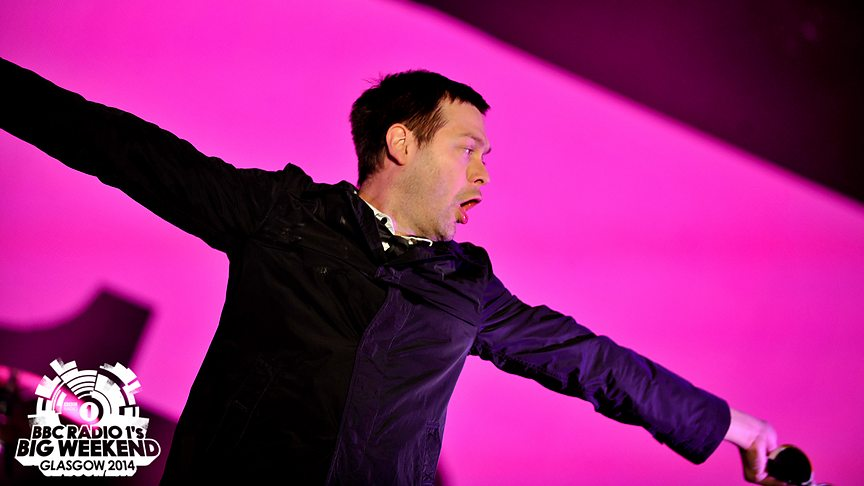 Lo mejor del BBC Radio 1 Big Weekend: Kasabian, CHVRCHES, Jake Bugg…