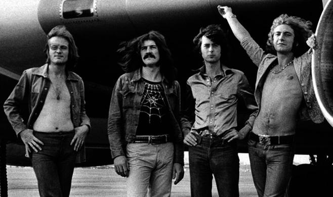 Led Zeppelin no paran de sacar nuevo material y suena así de bien