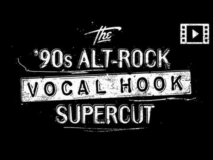 Los 90 fueron brutales y este vídeo lo demuestra