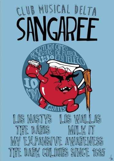 Llega a Madrid el Sangaree, festival gratuito con el mejor garage