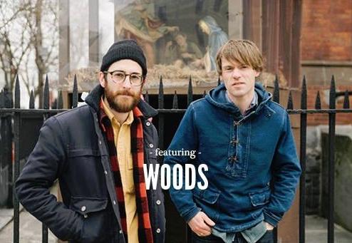 """Escucha el nuevo y maravilloso tema de Woods, """"Tambourine Light"""""""