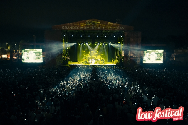 El Low Festival anuncia su cartel por días y presenta su candidatura a festival del verano