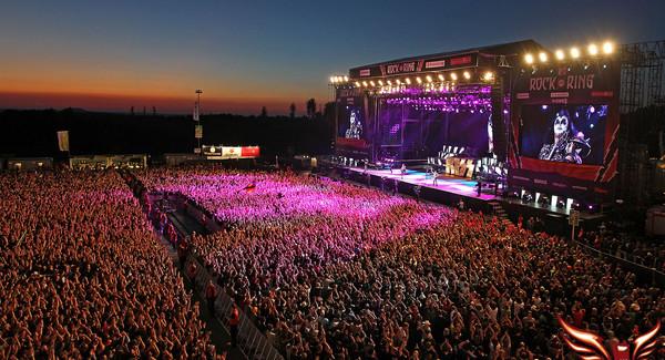 Los mejores conciertos del Rock am Ring 2014: Kasabian, Babyshambles, Iron Maiden…